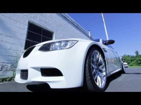 Detailer's Domain: BMW M3 e92 - Paint Correction Detail
