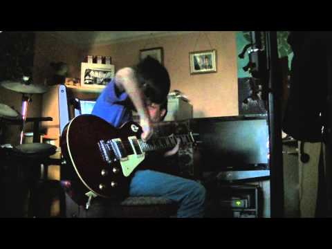 Gary Moore cover The Loner by Ben Cornish