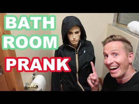 BATHROOM PRANK! REVENGE ON The Ohana Adventure!
