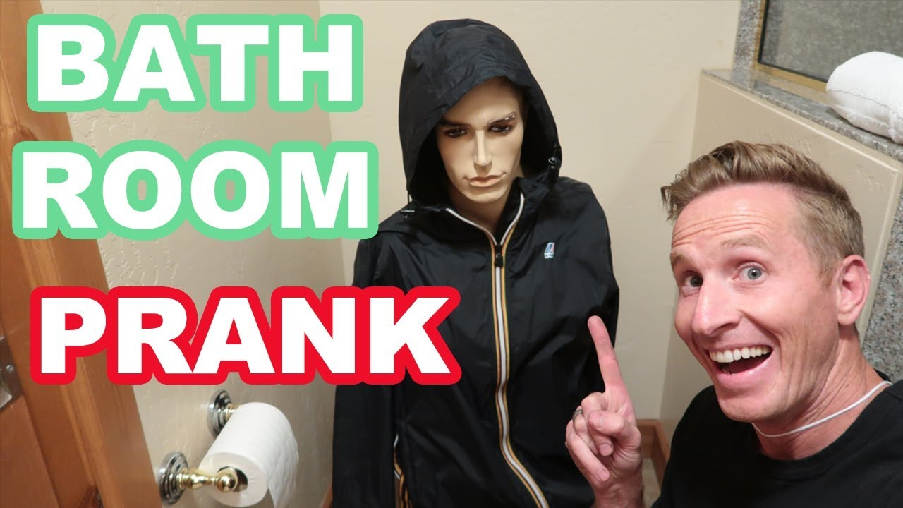 BATHROOM PRANK! REVENGE ON The Ohana Adventure! - YouTube