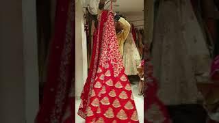 Latest wedding lehngas at Raghav creation,  for order online wattsapp 9818468432 . Wattsapp only