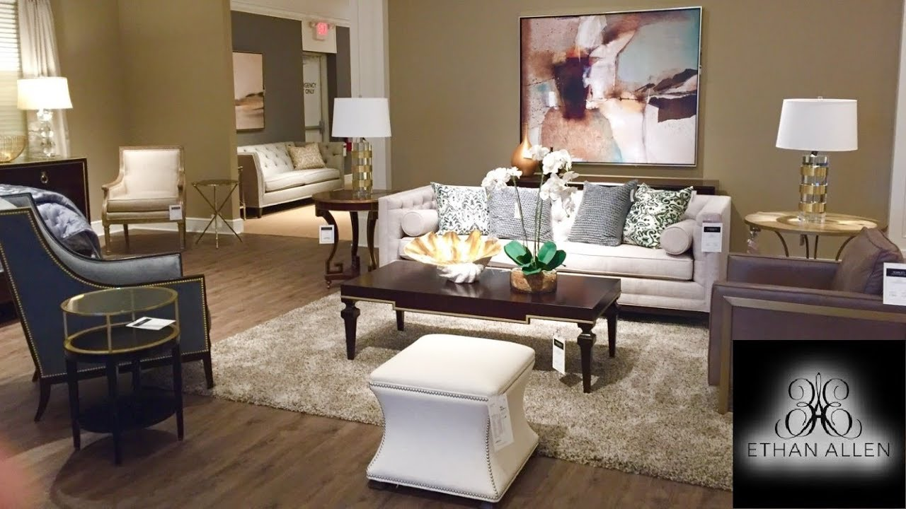 Ethan Allen With Me 2020 Furniture, Ethan Allen Furniture