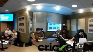 Cricket Wireless 360 Cam: The Initials Game w/Matt Muenster