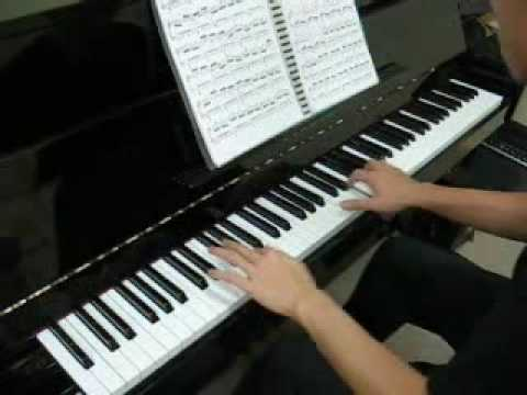 Alkan Op.27 The Rail Railway Le Chemin De Fer Etude pour Piano D Minor Dm 阿尔坎 練習曲 铁路