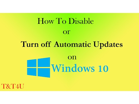 how to turn off auto updates on iphone how to turn automatic update on windows 10 how to 7627