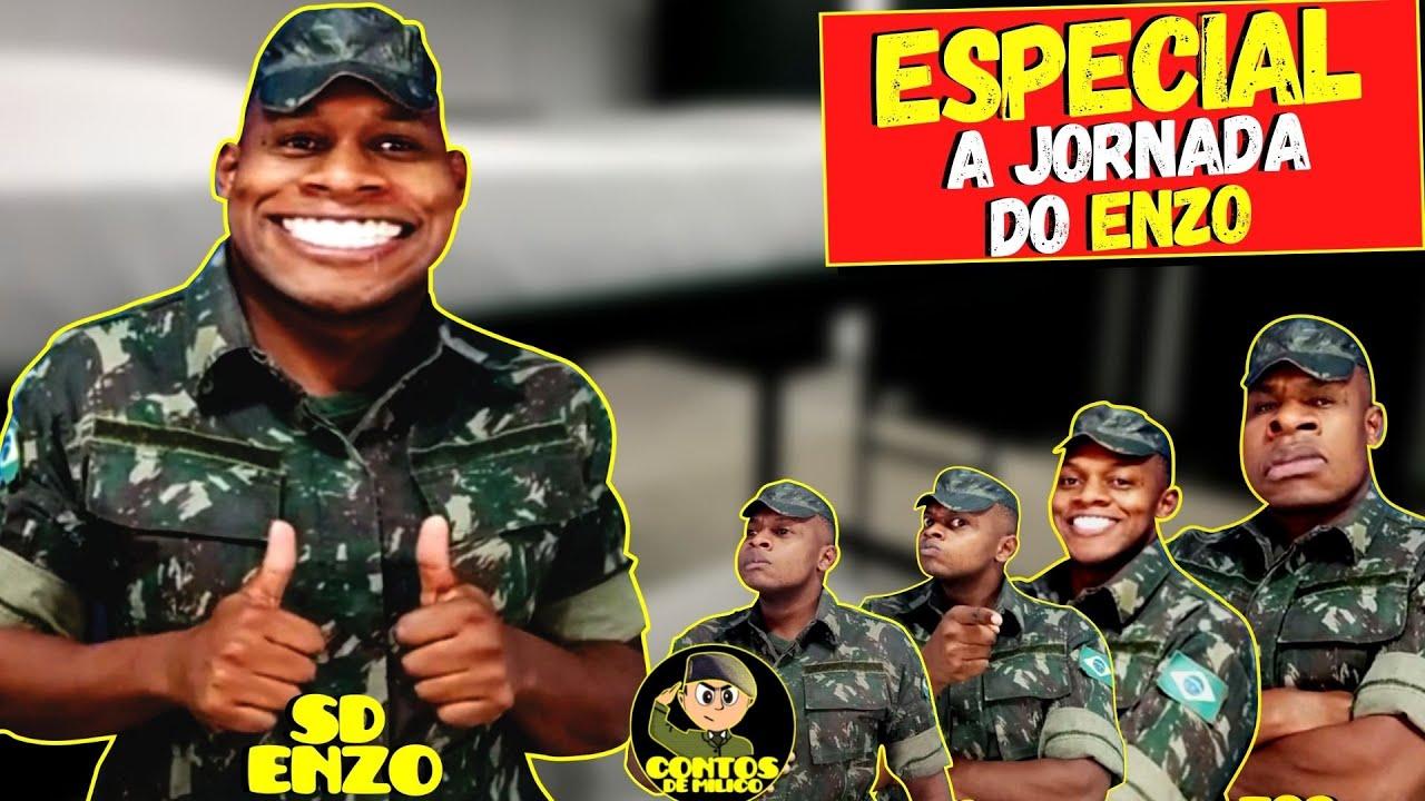 🔰🔰 Especial Jornada Do Enzo, Do Internato ao Campo Básico!🔰🔰