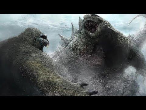 《哥斯拉大战金刚》正式开机,5分钟回顾金刚骷髅岛