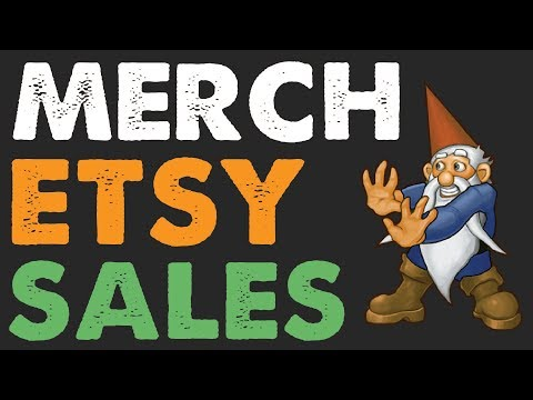 Merch by Amazon & Etsy Update!