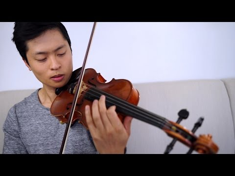 7 POP SONG MEDLEY/MASHUP on the Violin and Piano - Daniel Jang