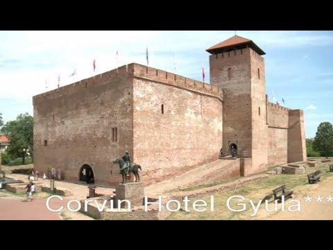 Gyula város - látnivalók - szállás Gyulán wellness hotel