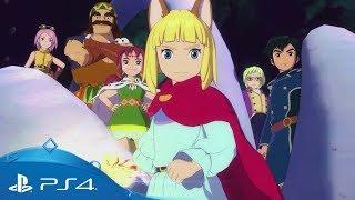 Ni No Kuni II | Launch Trailer | PS4