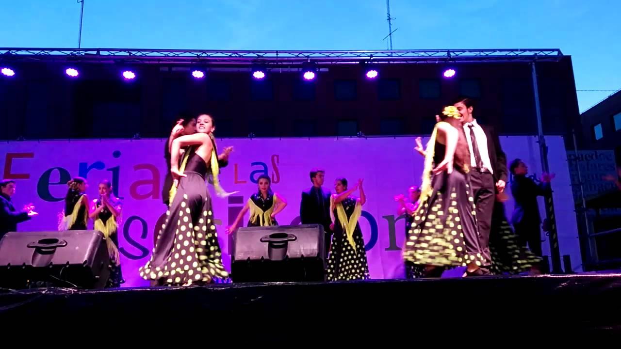 Fiesta en alcobendas danzarte escuela de danza youtube - Fiestas en alcobendas ...