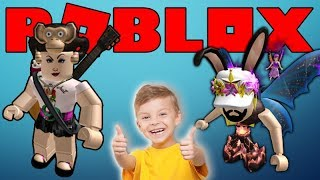 TROLLEI MY FRIEND IN ROBLOX AND IT GAVE ME BAD
