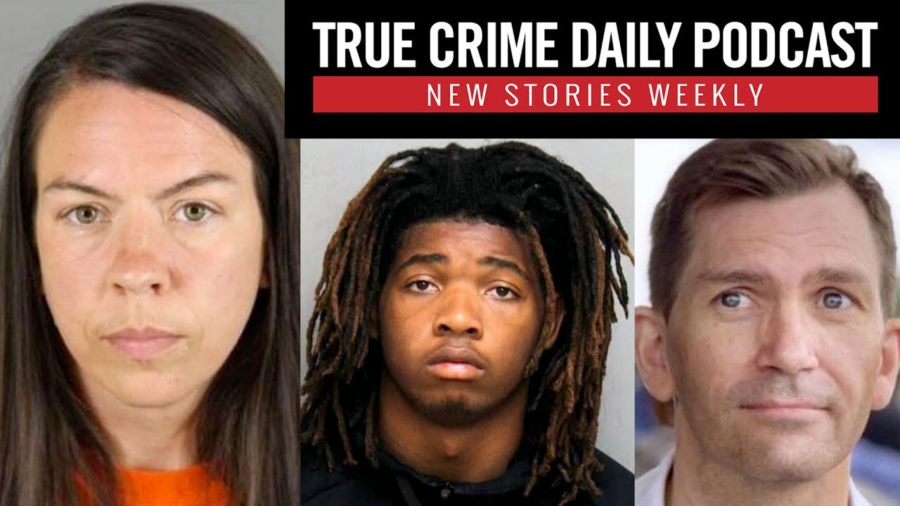 Woman accused of killing friend with eyedrops; Football player arrested in Tinder 'catfish' murder