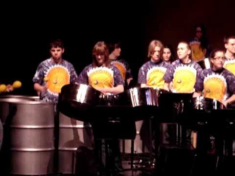 Ambridge Steel Drums 09-10