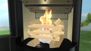 How to increase the efficiency of your woodburning stove