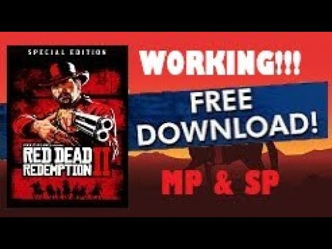 Download Red Dead Redemption 2 Pc Full Game Crack For Free