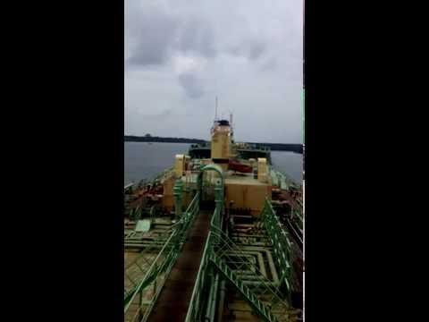 Ship piracy attacks - officer on watch put on video cameras