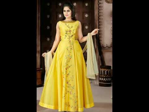 Best Anarkali collections 2019 || Wedding Anarkali collections