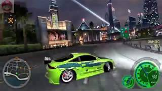 Need for Speed  Underground 2   Eclipse Brian O  Conner Tuning#new game