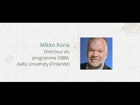 Mikko Koria - IDBM Aalto University