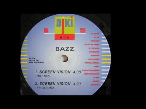 Bazz - Screen Vision (Finger Mix) (B2)