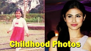 Top 10 Cute Unseen Childhood Pictures Of TV Actresses