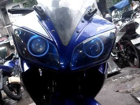 R15 V2 Modified With Projector Lights Projector Head ...