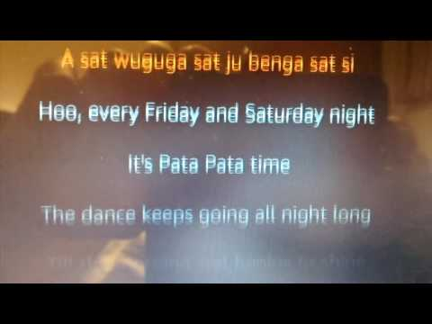 Lyrics to the song Pata Pata song by Miriam Makeba