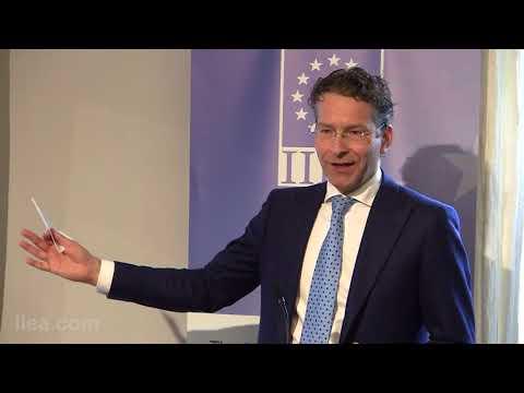 Jeroen Dijsselbloem - The Future of Eurozone Governance