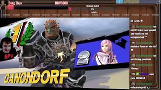 Super Smash Bros. Wii U - Ganon Action Viewer Battles - Livestream #13