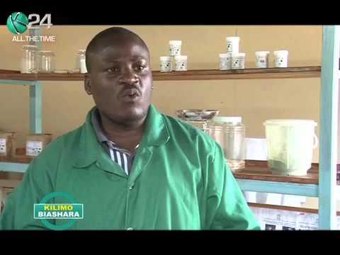 Kilimo Biashara:Spirulina