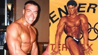 Could Jean Claude Van Damme have been a bodybuilder?