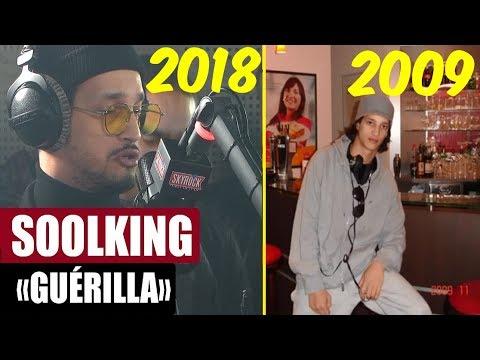 شاهد كيف تطورت موهبة  soolking خلال 9 سنوات !!