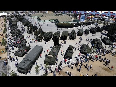 High tech military gear: Why Will Philippines  Purchasing Military Equipment From Russia?