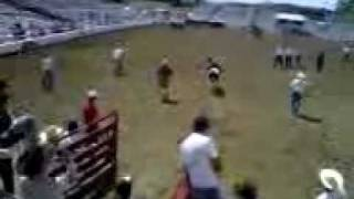 Coedy At The Tri State Rodeo In Ft Madison Iowa