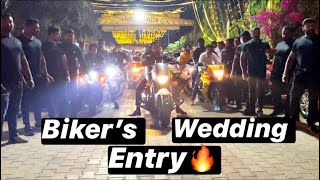 Superbikes Boss Entry To Wedding 😎 | Filmy Style