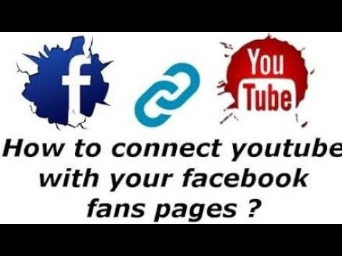 how to link YouTube channel on facebook properly in free