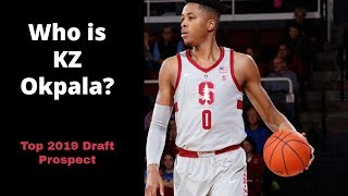 Who is KZ Okpala 16 NBA Draft 2019 Prospect Breakdown