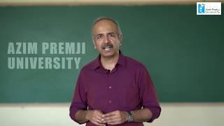 Azim Premji University B.Sc B.Ed Overview | Rajagopal | Travelling Tripod Films