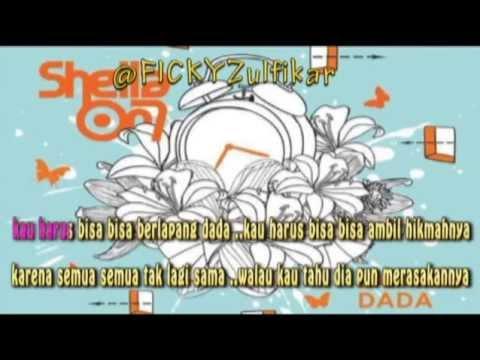 Shela on 7 - Lapang Dada karaoke Lyric No Vocal