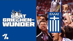EM 2004: Griechenland - Wie Otto Rehhagels Männer die Fussballwelt erschütterten! Onefootball GOATs