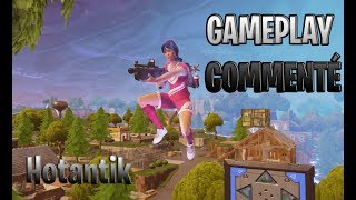 FORTNITE FR : DIFFÉRENTS TYPES DE STUFFS + GAMEPLAY COMMENTÉ - Hotantik