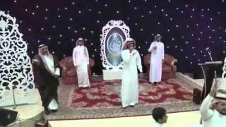 المنشد/ حسن الحارثي مقطع شيلة حفل ابو جاد