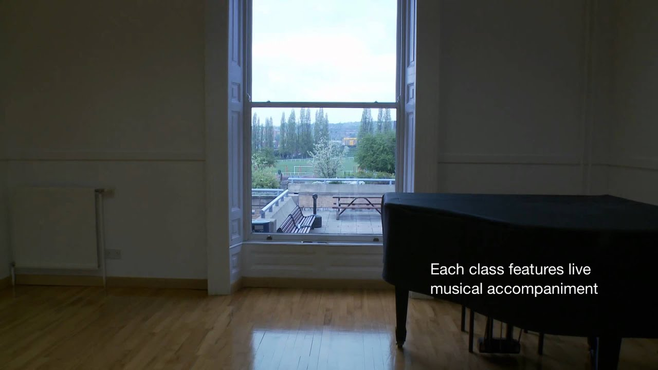 Virtual Tour, Northern School of Contemporary Dance