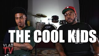 The Cool Kids on All City Chess Club Supergroup w/ Lupe, J Cole, Wale, BOB (Part 4)