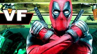 DEADPOOL 2 Nouvelle Bande Annonce VF (2018) streaming