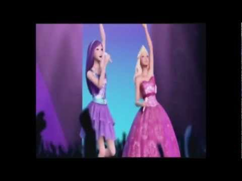 Barbie the Princess and the Popstar song-8. Final Medley