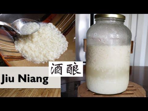 how-to-make-sweet-fermented-rice---jiu-niang-(酒酿)