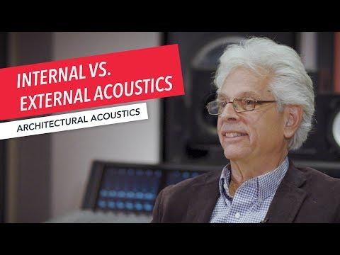 Architectural Acoustics and Audio Systems Design: Internal vs. External Acoustics | Berklee Online